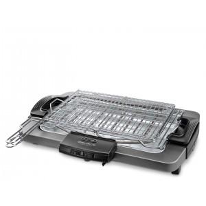 Delonghi Ηλεκτρική Ψηστιέρα - Barbeque BQ80.X