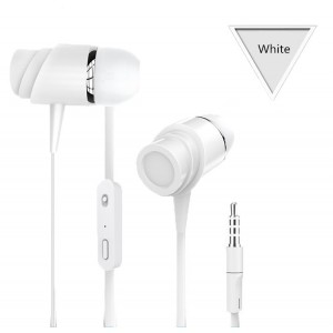 GOLF Earphones M4 Pure Series, White