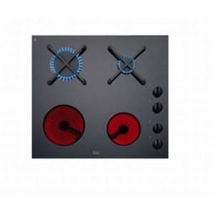 Teka HL 60 2H 2G AI AL Αυτόνομη Εστία 2 Γκαζιού & 2 Ηλεκτρικά Χωρίς Πλαίσιο H.246.BU