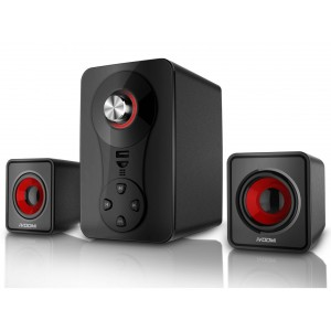 IVOOMi Ηχεία 2.1ch, Bluetooth, USB, TF, 11watt (IVO-Q8)