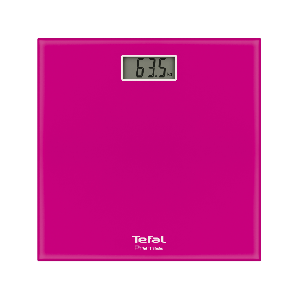 Tefal Ζυγαριά Μπάνιου PP1063 Ροζ