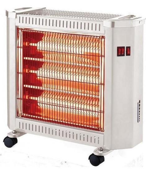 Θερμάστρα χαλαζία με υγραντήρα & ανεμιστήρα 2400W 230V  | 147-29151