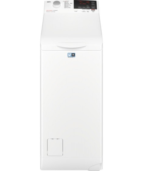AEG LTX6G371G Πλυντήριο Άνω Φόρτωσης 7kg 1300στρ - 5ετής εγγύηση
