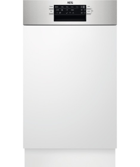 AEG FEE62417ZM Εντοιχιζόμενο Πλυντήριο Πιάτων 45cm