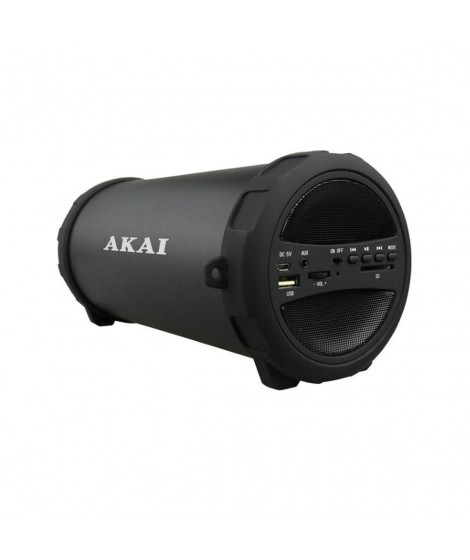 AKAI ABTS-11B Bluetooth Ηχείο Black