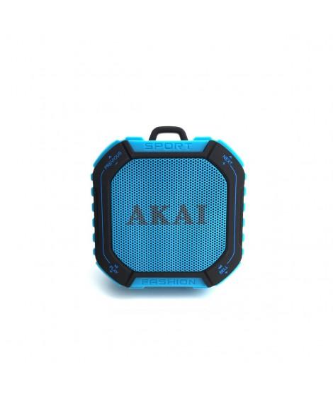 AKAI ABTS-B7 Bluetooth Ηχείο Blue