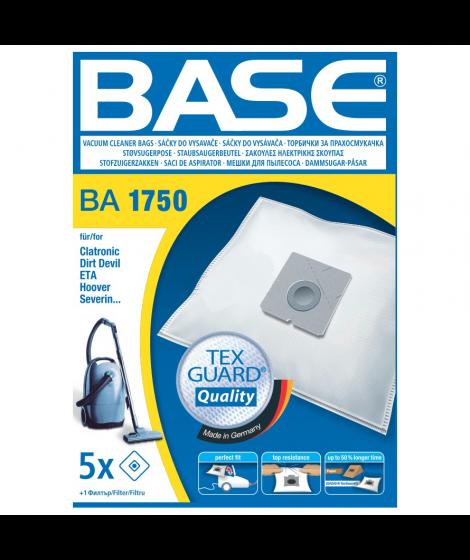 BASE Σακούλες ηλεκτρικής σκούπας BA 1750