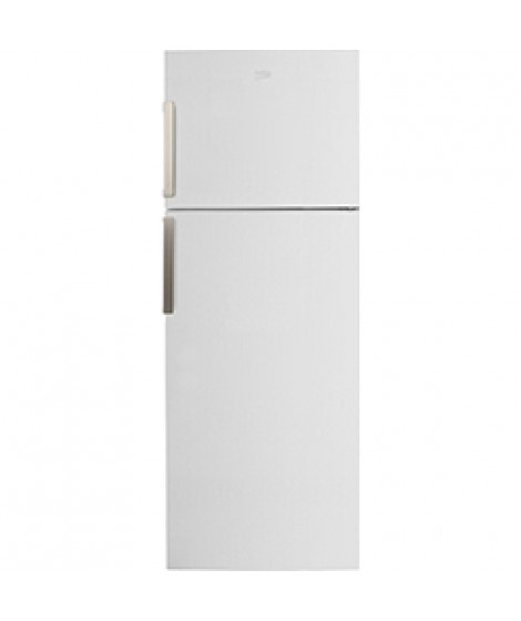 BEKO RDNE 480 M21W Δίπορτο Ψυγείο Λευκό 367lt