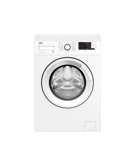 BEKO Πλυντήριο ρούχων WUE 6512 PAR 6kg 1000στρ Ε