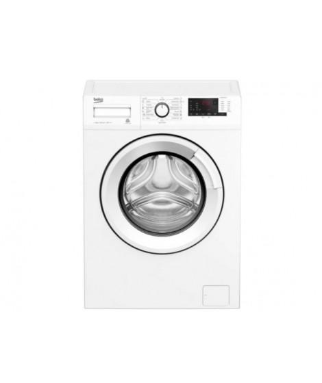 Beko Πλυντήριο Ρούχων WUE 6512 XWW 6kg 1000στρ A+++