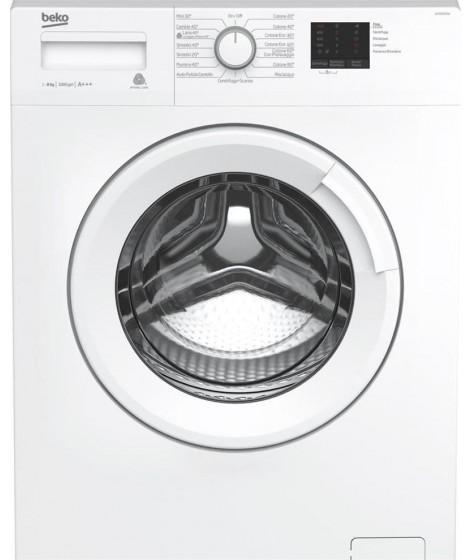 BEKO Πλυντήριο ρούχων WTX 81031 W 8kg 1000στρ Α+++