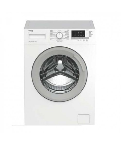 BEKO WUE 8512PAR Πλυντήριο Ρούχων 8KG A+++