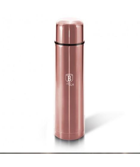 Berlinger Haus BH-6376 Θερμός Vacuum από ανοξείδωτο ατσάλι 0.5L i-Rose Edition