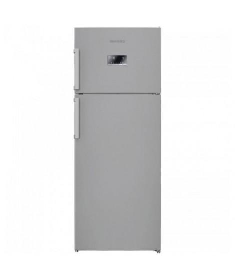 Blomberg DND 1871 X Δίπορτο Ψυγείο NoFrost 455lt 70cm Inox A++