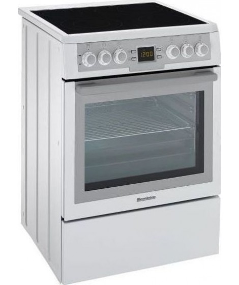 Blomberg Κεραμική Κουζίνα HKN 9331 A Λευκή
