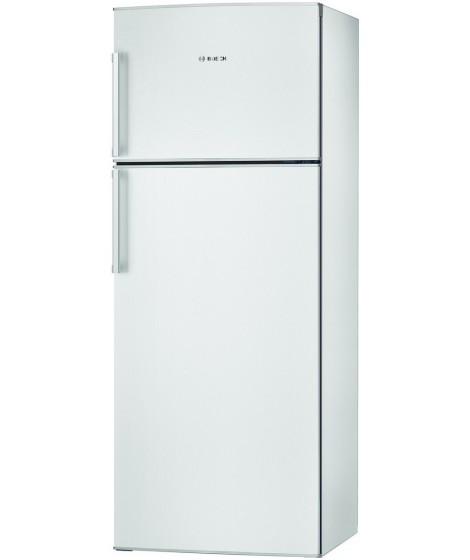 Bosch KDN46VW20 Δίπορτο ψυγείο 186x70cm Λευκό