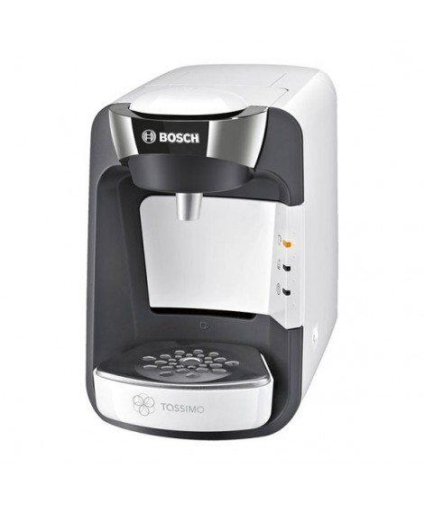 Bosch TASSIMO SUNY TAS3204 Αυτόματη πολυμηχανή ροφημάτων Δώρο 2 x συσκευασίες espresso & 2 x ποτήρια espresso