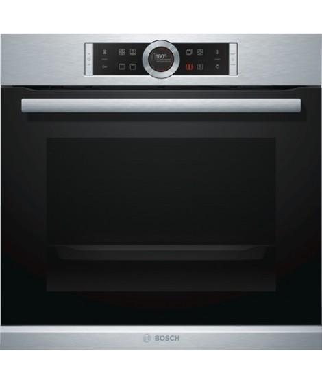 Bosch Εντοιχιζόμενος Φούρνος HBG634BS1 (PLUS)