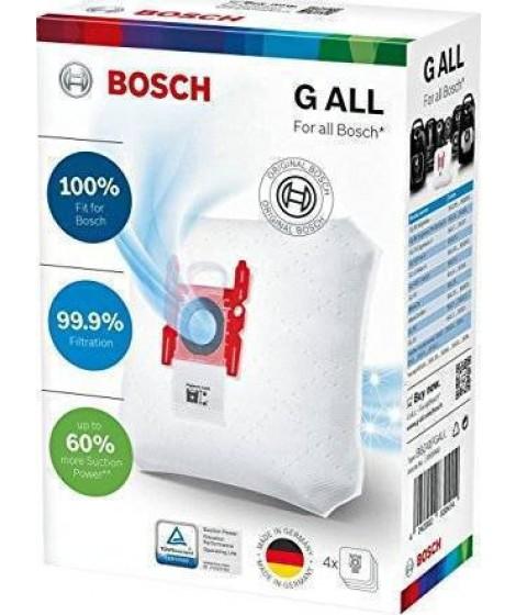 Bosch/Siemens BBZ41FGALL Type G Σακούλες για ηλεκτρικές σκούπες