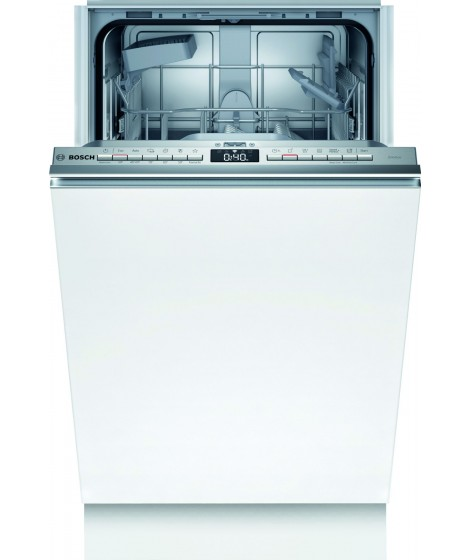 Bosch SPV4HKX33E Πλήρως εντοιχιζόμενο πλυντήριο πιάτων 45cm