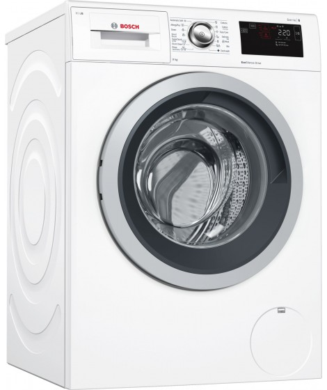 Bosch Πλυντήριο Ρούχων WAT28661BY 9kg 1400στρ Α+++