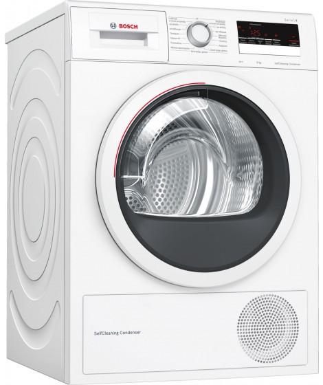 Bosch WTM85268GR Στεγνωτήριο με αντλία θερμότητας 8kg A++