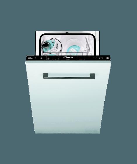 Candy Εντοιχιζόμενο Πλυντήριο Πιάτων CDI 1L952 A+