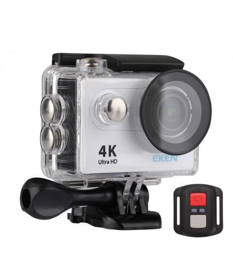 EKEN Action Cam H9R, Ultra HD 4K, 12MP, WiFi, Remote, Waterproof, Silver H9R-SL