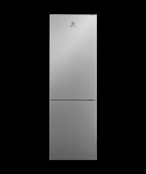Electrolux LNT5MF32U0 Ψυγειοκαταψύκτες No Frost A+ Inox