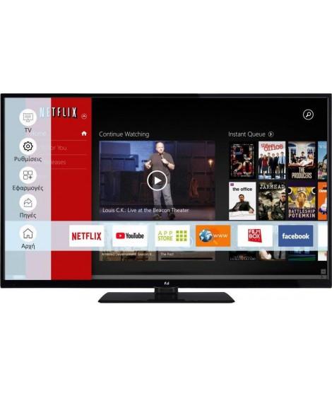 F-&U FL2D4903UH 4K ULTRA HD Smart TV 49 ιντσών