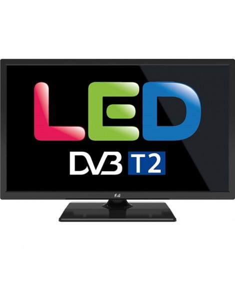 """F&U FL24108 24"""" Τηλεόραση LED"""