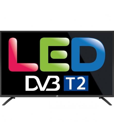 """F&U FL40107 40"""" Τηλεόραση LED"""