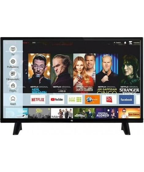 F&U FLS39203 Smart LED TV 39 ιντσών