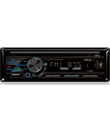FELIX FX-385BT Ράδιο-CD/MP3 Player με Bluetooth