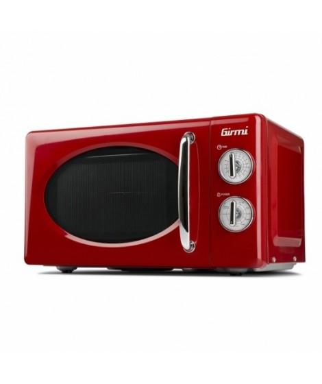 GIRMI Retro φούρνος μικροκυμάτων FM-2102
