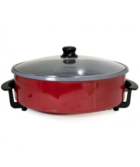 Gruppe Teppanyaki DV-4042 Red