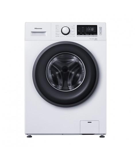 HISENSE Πλυντήριο ρούχων WFKV 7012 7Kg 1200στρ A+++