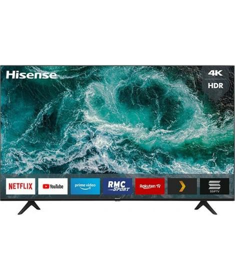 HISENSE H55A7100F 55'' LED 4K Smart TV Τηλεόραση
