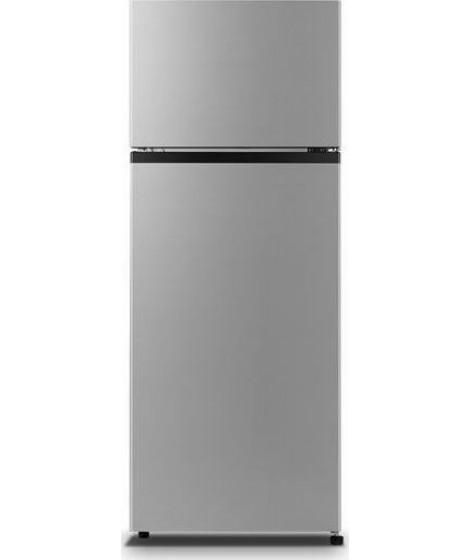 Hisense RT267D4AD1 Δίπορτο ψυγείο 60cm 205Lt Ιnox A+