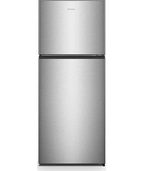 Hisense RT488N4DC2 Ψυγείο Δίπορτο NoFrost Inox A++