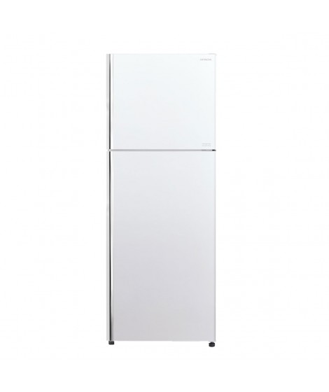 Hitachi R-V470PRU8 (PWH) Δίπορτο Ψυγείο