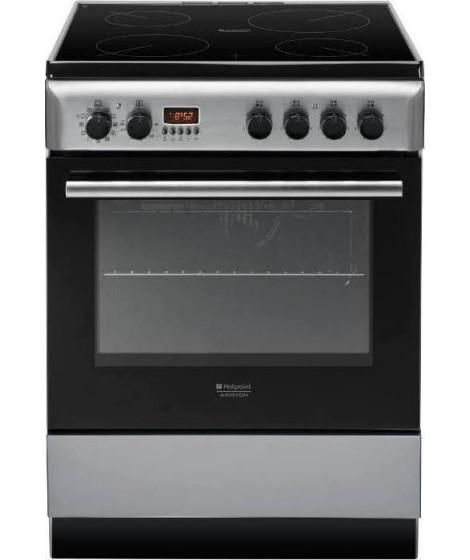 Hotpoint-Ariston Κεραμική Κουζίνα H6VMH6A(X)/GR