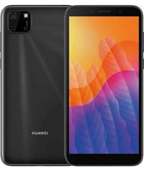 Huawei Y5p (32GB) Midnight Black