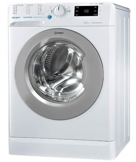 Indesit Πλυντήριο ρούχων BWE 91284X WSSS 9kg 1200στροφές A+++