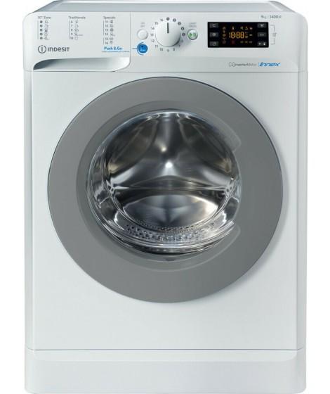 Indesit BWE 91484X WS EU N Πλυντήριο Ρούχων 9kg