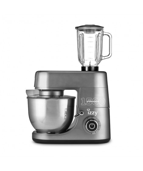 Izzy Κουζινομηχανή PRO 1500 & Μπλέντερ