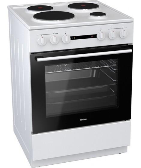 Korting KE 6141 WM Εμαγιέ Κουζίνα 71lt (030000601)
