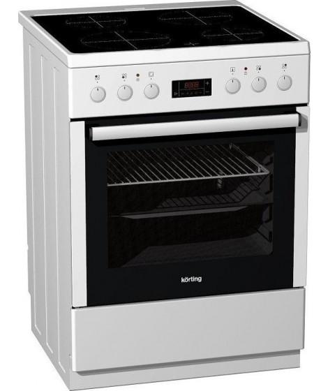 Korting Κεραμική Κουζίνα KEC 67320 AW POP