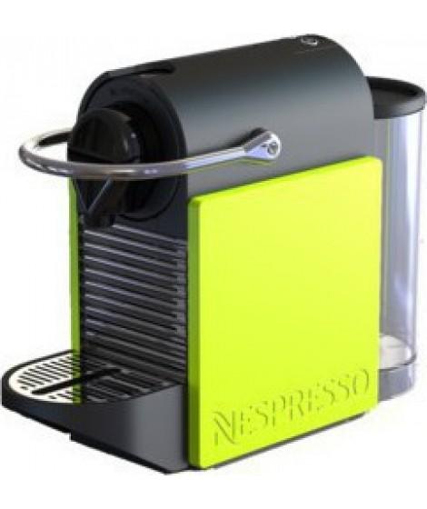 Krups Inissia Pixie Clips Black & Lemon Neon XN3020 Nespresso + Δώρο κουπόνι αξίας 30€ για αγορά καφέ