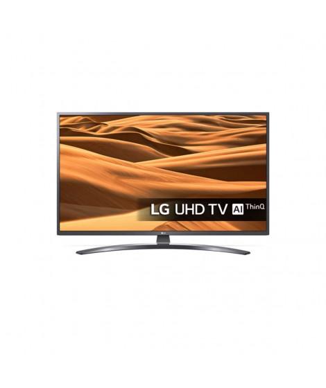 "LG 49UM7400 49"" 4K Ultra HD Smart Τηλεόραση - 5 ετής εγγύηση"